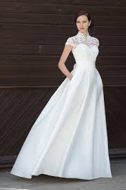 wedding dress with bolero brigitte designer wedding dress