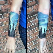 the 25 best northern lights tattoo ideas on pinterest sky