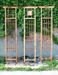 Ideas For Metal Garden Trellis Design Garden Trellis Design Elcorazon Club