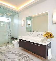 Ceiling Lights For Bathrooms Nyceiling Inc News Articles Stretch Ceiling In The Bathroom