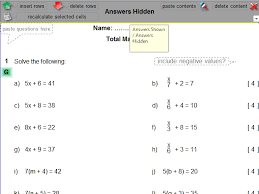 solving equations with brackets diffeiated with solutions by jamesclegg teaching resources tes