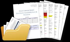 gdpr policy template know your compliance
