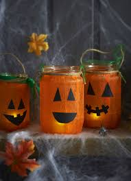 how to make a grinning pumpkin lantern hobbycraft blog