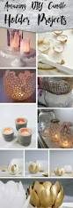 Home Diy Projects by 25 Amazing Diy Candle Holder Projects For Your Home U2013 Cute Diy