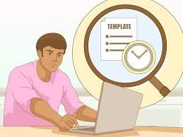 Creating A Job Resume by How To Create A Job Description Template With Pictures Wikihow