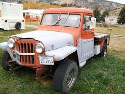 1962 willys jeep pickup 1959 willys pickup information and photos momentcar