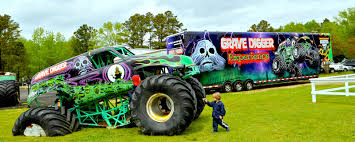 large grave digger monster truck toy fake news it u0027s not