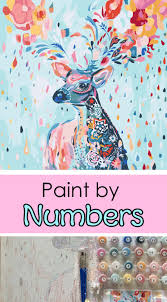 33 best paint by number images on pinterest paintings cottage