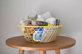 Gift Packages How To Put Together A Diy Baby Shower Gift Basket Patchworkcactus
