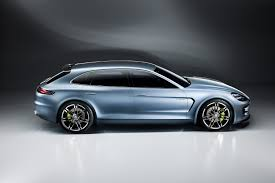 new porsche 4 door design language of tomorrow porsche panamera sport turismo video