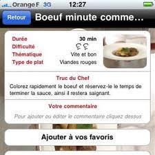 applications cuisine top 10 des applications cuisine pour iphone l express