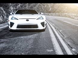 lexus wallpapers for mobile 2013 lexus lfa nurburgring edition white static front wallpapers