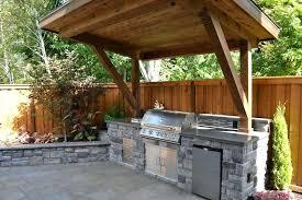 outdoor kitchen ideas pictures outdoor kitchen ideas rustic patio with outdoor kitchen pergola