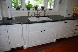 furniture modern kitchen design with white waypoint cabinets and