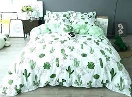 Ikea Bedding Sets Cow Duvet Covers Cow Print Duvet Cover Cactus Printed Cotton