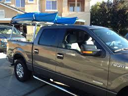 Ford Raptor Truck Shell - shopping for camper shell