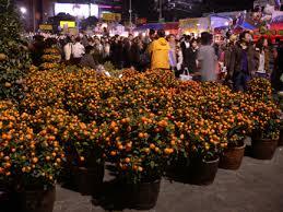 new year market causeway bay hong kong