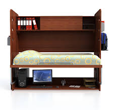 Folding Desk Bed Hiddenbed Factory Canada Folding Desk Bed For Students