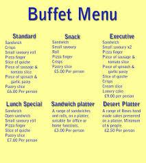 Sample Buffet Menus by Mbkumrotul Hasanahuijemberblog Juli 2014