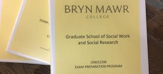 lsw lcsw exam preparation bryn mawr college