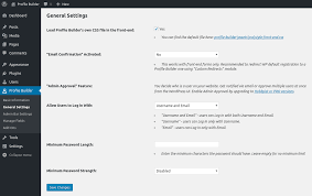 user registration u0026 user profile u2013 profile builder u2014 wordpress plugins