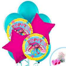 balloon bouquest trolls balloon bouquet toys
