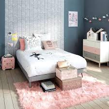 deco chambre fille ado moderne ambiance pastel pour une