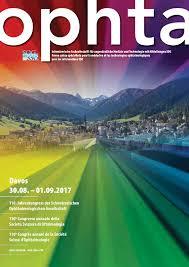 Calaméo ophta SOG SSO Congress 2017
