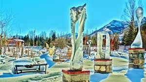 deep winter sculpture garden martincooney com