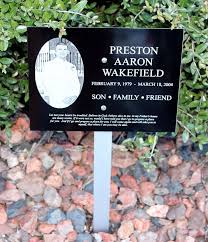 outdoor memorial plaques picture anodized aluminum memorial plaque with stake