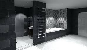 black and white tile bathroom ideas black tile bathroom tempus bolognaprozess fuer az