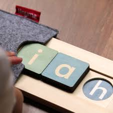 Personalized Names Personalized Wooden Name Blocks Puzzle Tinyme
