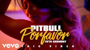 favor favor pitbull por favor lyric ft fifth harmony