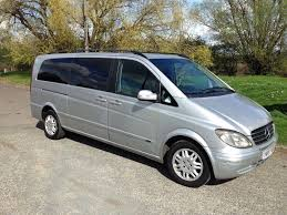 mercedes viano 8 seater mercedes viano 2007 2 2 automatic diesel 8 seater in dagenham