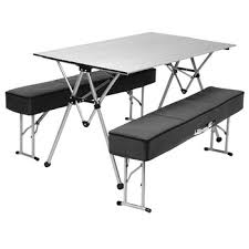 portable folding picnic table sale silver outdoor portable folding cing picnic table buy