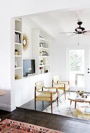 Inbuilt Bookshelf Sarah Sherman Samuel House Update Diy Built In Shelving Sarah