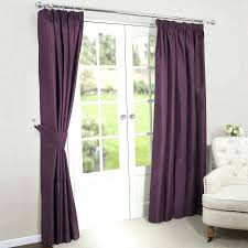 Black And Grey Curtains Purple And Grey Curtains Ready Made Eyelet Lined Curtains Purple