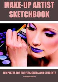how to be a professional makeup artist make up artist sketchbook pro planner for make up artists