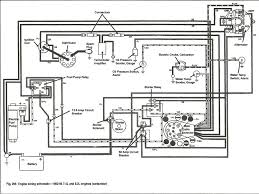 omc ignition wiring schematic basic motorcycle wiring diagram horn