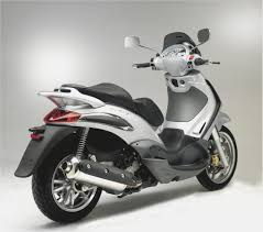 piaggio bv series motor scooter guide motorcycles catalog with