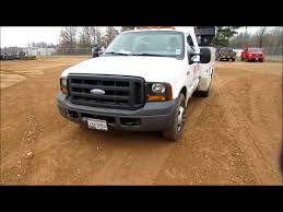 2006 Ford F350 Utility Truck - 2006 ford f350 xl super duty service truck for sale sold at