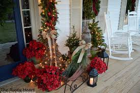 Christmas Porch Decorations by Elegant Christmas Decorating Ideas For You