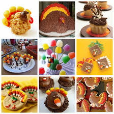 thanksgiving turkey themed deserts and foods roundup not your