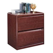 Horizontal File Cabinet Sauder Cornerstone Lateral File Classic Cherry