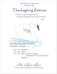 thanksgiving retreat berkeleytemple