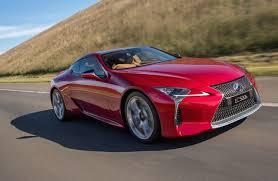 lexus lc drive lexus lc 500 u0026 500h on sale in australia from 190 000