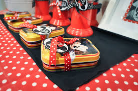 mickey mouse party favors modern minnie mouse party decor favors pretty real