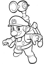 25 mario bros color images mario bros