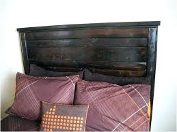 natural wood headboard awesome tall wood headboards diy natural