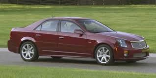cadillac cts mileage used 2007 cadillac cts v sedan 4d v series 6 speed mileage